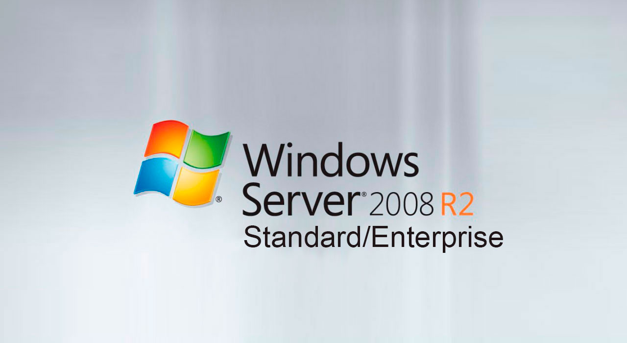 Microsoft Windows Server 2008 R2 Standard/Enterprise