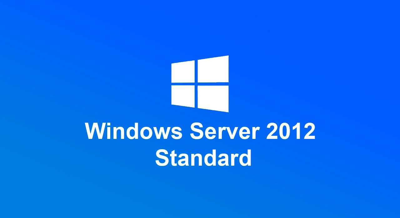 Microsoft Windows Server 2012 Standard