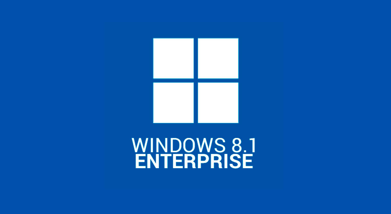 Microsoft Windows 8.1 Enterprise/Корпоративная