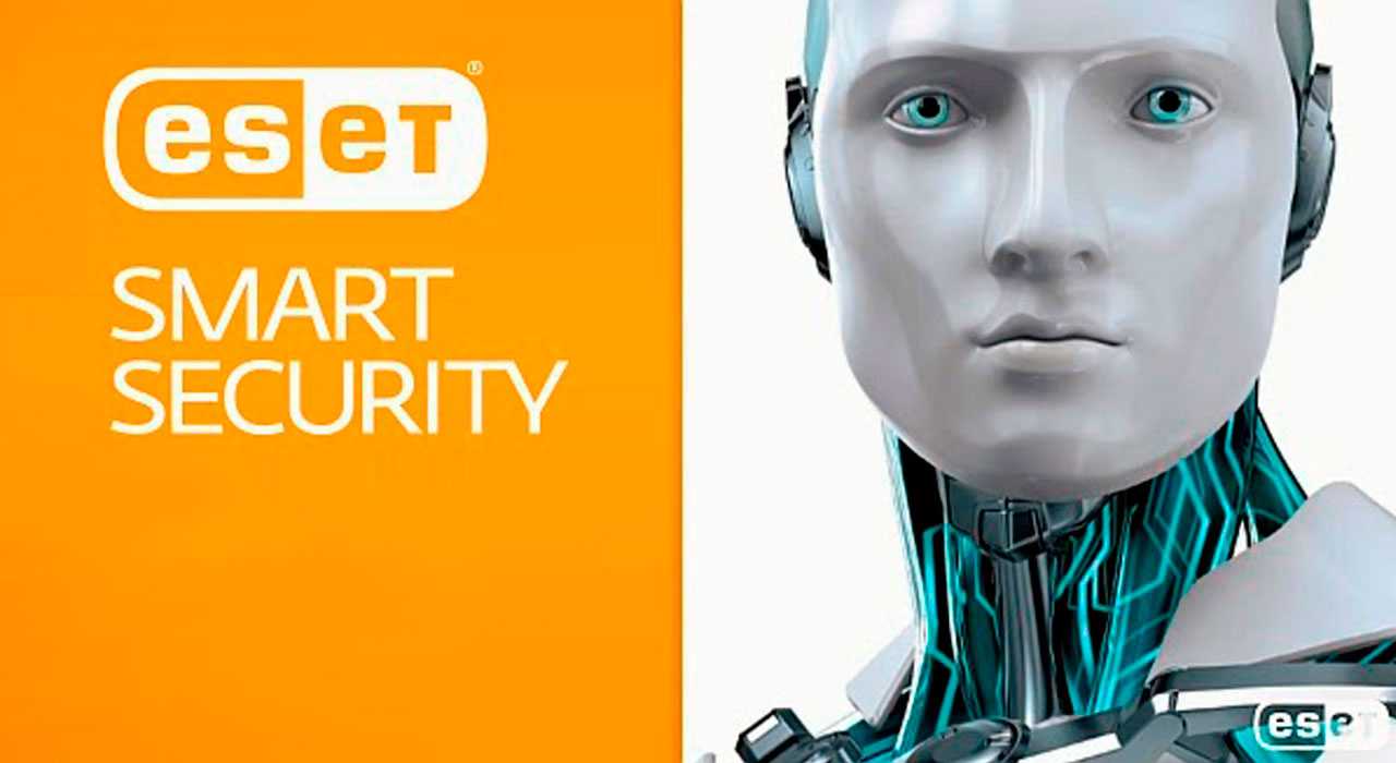 ESET NOD32 Smart Security 1 год/3ПК